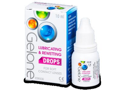 Picături oftalmice  Gelone Drops 10ml