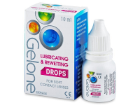 Picături oftalmice  Gelone Drops 10ml  - Picături pentru ochi