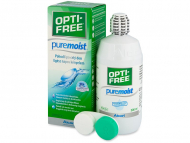 Lentile de contact Alcon - Soluție OPTI-FREE PureMoist 300 ml