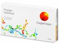 Lentile de contact Cooper Vision - Proclear Multifocal XR (3lentile)