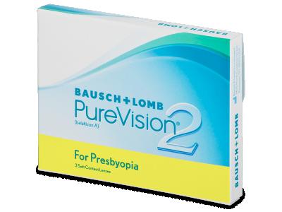PureVision 2 for Presbyopia (3lentile)