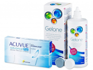 Acuvue Advance PLUS (6 lentile) + soluție Gelone 360ml