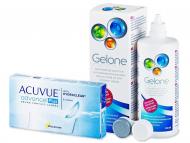Acuvue Advance PLUS (6lentile) +soluțieGelone360ml