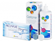Pachete economice - Acuvue Oasys for Astigmatism (6 lentile) + soluție Gelone 360ml