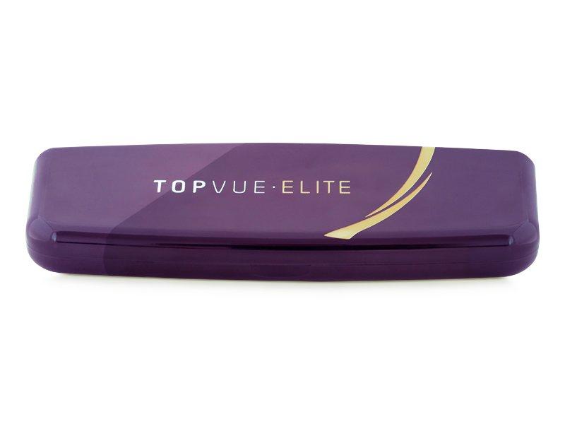 Casetă pentru lentile de unică folosintă TopVue Elite  - Casetă pentru lentile de unică folosintă TopVue Elite