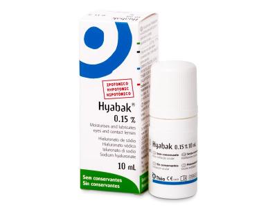 Hyabak Eye Drops 10 ml