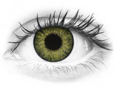 Air Optix Colors - Gemstone Green - fără dioptrie (2lentile)