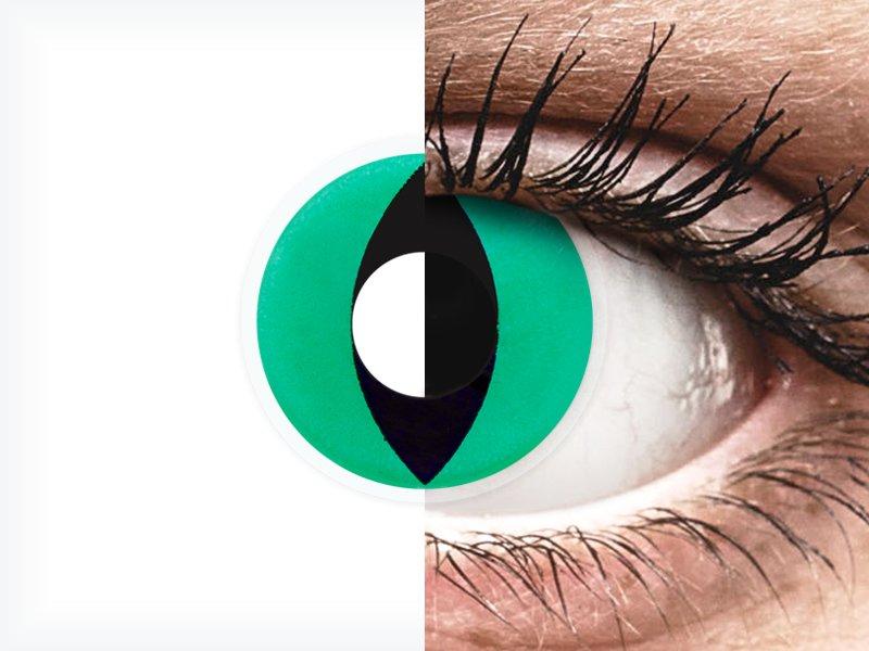ColourVUE Crazy Lens - Anaconda - fără dioptrie (2 lentile) - ColourVUE Crazy Lens - Anaconda - fără dioptrie (2 lentile)
