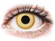 Lentile de contact Maxvue Vision - ColourVUE Crazy Lens - Avatar - fără dioptrie (2 lentile)