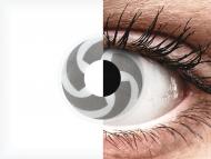 ColourVUE Crazy Lens - Blade - fără dioptrie (2 lentile)