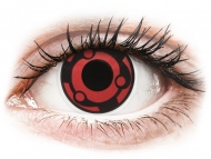 Lentile de contact Maxvue Vision - ColourVUE Crazy Lens - Madara - fără dioptrie (2 lentile)