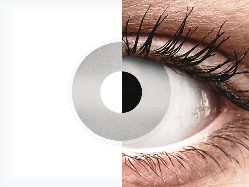 ColourVUE Crazy Lens - Mirror - fără dioptrie (2 lentile) - ColourVUE Crazy Lens - Mirror - fără dioptrie (2 lentile)