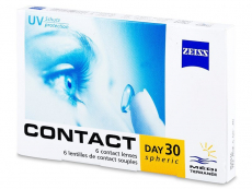 Carl Zeiss Contact Day 30 Spheric (6lentile)