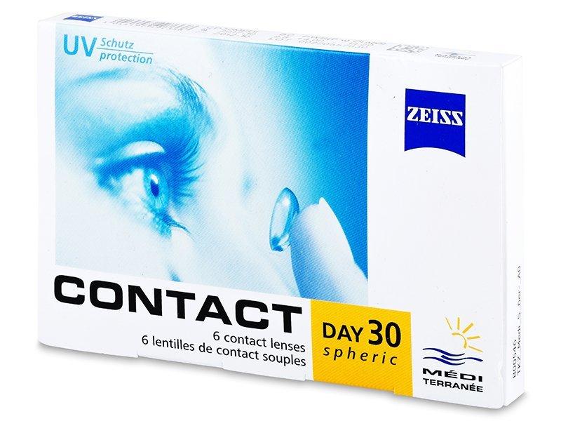 Lentile de contact lunare - Carl Zeiss Contact Day 30 Spheric (6lentile)