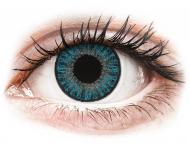Lentile de contact albastre - cu dioptrie - TopVue Color daily - Blue - cu dioptrie (10lentile)