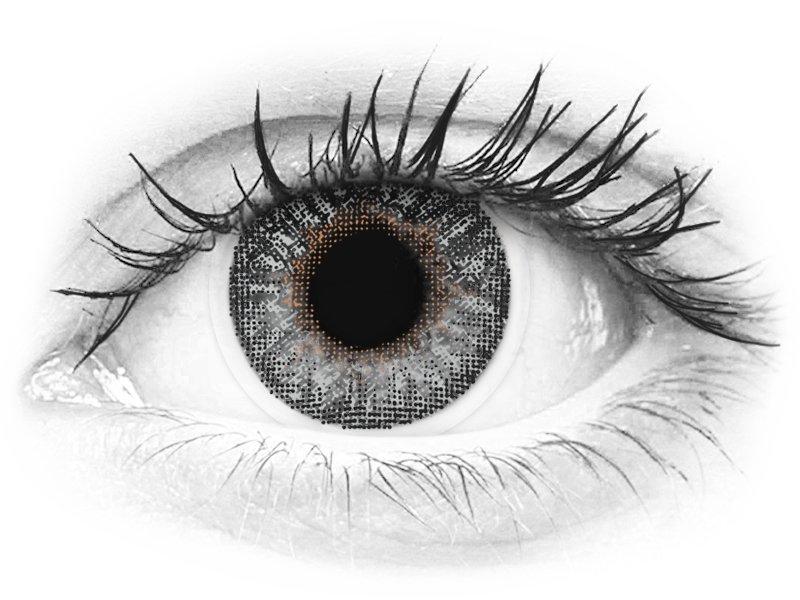 TopVue Color - Grey - fără dioptrie (2 lentile) - TopVue Color - Grey - fără dioptrie (2 lentile)