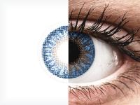 TopVue Color - True Sapphire - fără dioptrie (2 lentile)