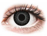 Lentile colorate cu dioptrie - ColourVUE Eyelush Grey - cu dioptrie (2lentile)