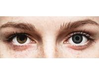 ColourVUE Eyelush Grey - cu dioptrie (2lentile)