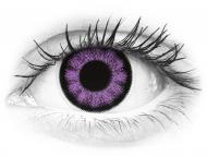 ColourVUE BigEyes Ultra Violet - fără dioptrie (2lentile)