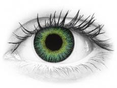 ColourVUE Fusion Green Yellow - fără dioptrie (2lentile)