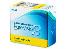 Purevision 2 for Presbyopia (6lentile) - design-ul vechi
