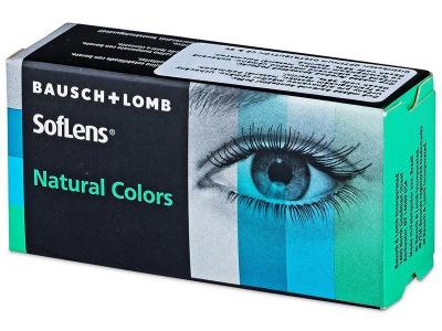 SofLens Natural Colors Pacific - fără dioptrie (2 lentile)