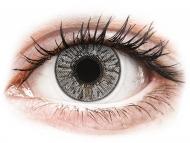 Lentile de contact Alcon - FreshLook Colors Misty Gray - cu dioptrie (2 lentile)