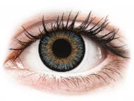 Lentile de contact Alcon - FreshLook One Day Color Blue - cu dioptrie (10 lentile)