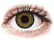 Lentile de contact verzi - fără dioptrie - FreshLook One Day Color Pure Hazel - fără dioptrie (10 lentile)