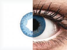FreshLook Dimensions Pacific Blue - fără dioptrie (2 lentile)