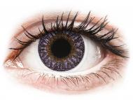 Lentile de contact TopVue - TopVue Color - Violet - fără dioptrie (2 lentile)