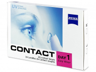Lentile de contact zilnice - Carl Zeiss Contact Day 1 (30 lentile)