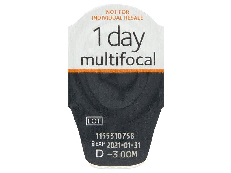 Proclear 1 Day Multifocal (30lentile) - vizualizare ambalaj