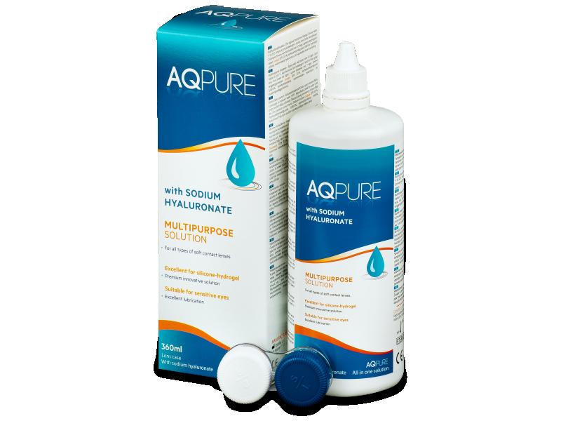 Soluție AQ Pure 360ml  - soluție de curățare