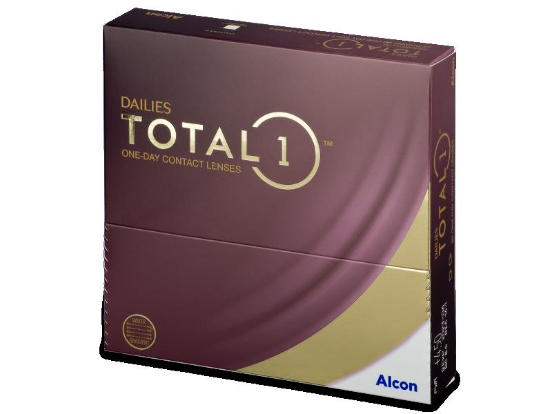 Dailies TOTAL1 (90lentile) - Lentile zilnice