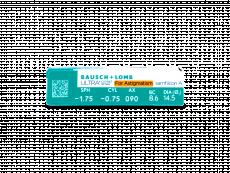 Bausch + Lomb ULTRA for Astigmatism (6 lentile) - vizualizare parametrii