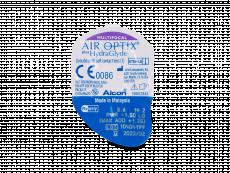 Air Optix plus HydraGlyde Multifocal (6 lentile)