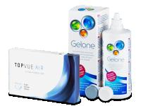TopVue Air (6 lentile) + Gelone 360 ml