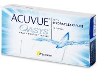 Acuvue Oasys (12 lentile) - Bi-weekly contact lenses