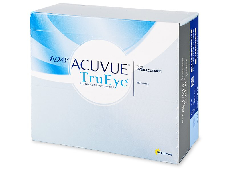 1 Day Acuvue TruEye (180lentile) - Lentile zilnice