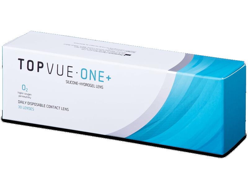TopVue One+ (30 lentile) - Lentile zilnice