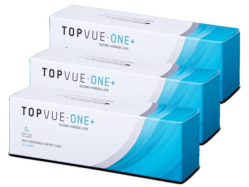 TopVue One+ (90 lentile) - Lentile zilnice