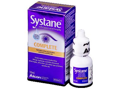 Picături oftalmice Systane Complete 10 ml