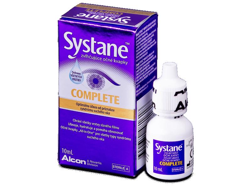 Picături oftalmice Systane Complete 10 ml  - Picături pentru ochi