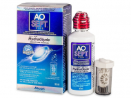 Lentile de contact Alcon - Soluție AO SEPT PLUS HydraGlyde 90 ml