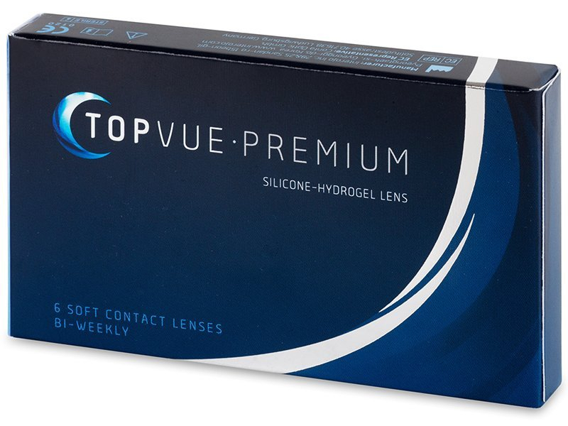 TopVue Premium (6 lentile) - Bi-weekly contact lenses
