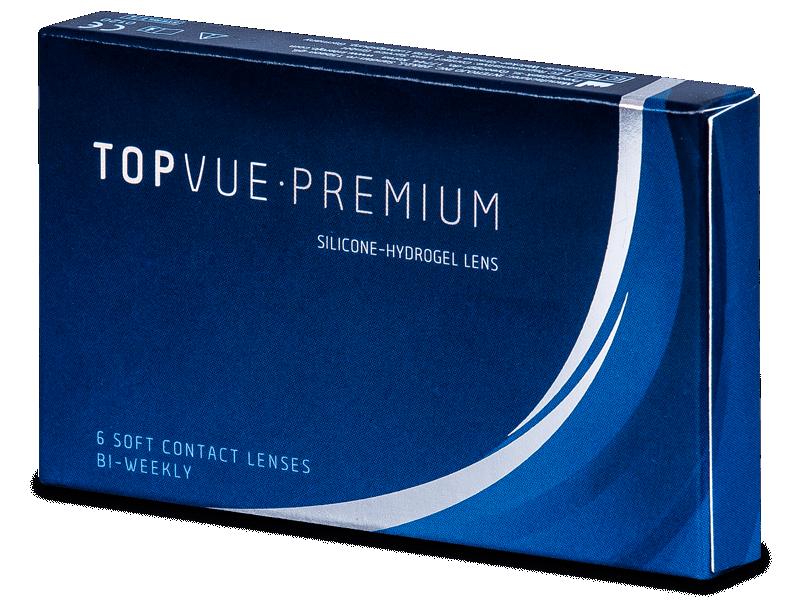 TopVue Premium (6lentile) - Bi-weekly contact lenses