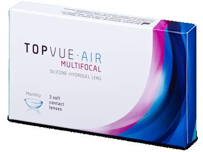 TopVue Air Multifocal (3 lentile)