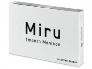 Lentile de contact lunare - Miru 1 Month (6 lentile)